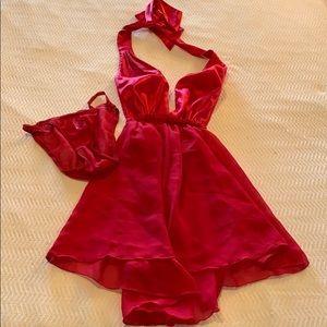 Other - Red Sleepwear Set